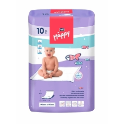 Гигиеническая пеленка Happy для детей 90х60
